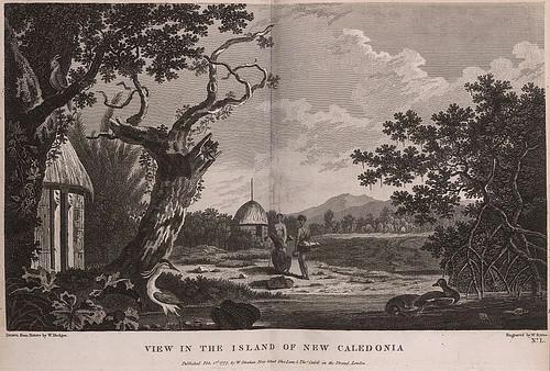 028-Vista de la isla de Nueva Caledonia