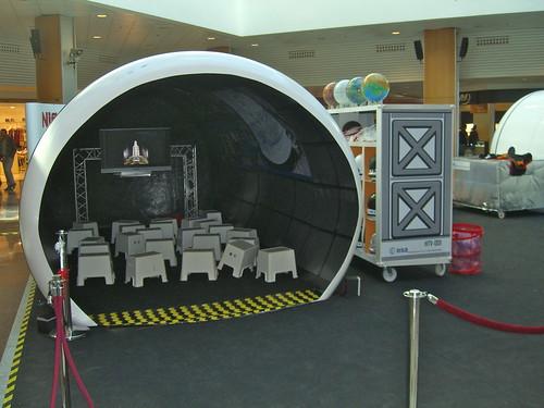 ESA Exhibit at Max Center