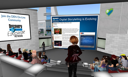 Digital Storytelling in a Web 2.0 World with Geekybird Fanbridge
