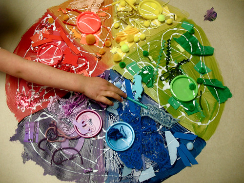 Color Wheel Project Ideas Rainbow Color Wheel by You