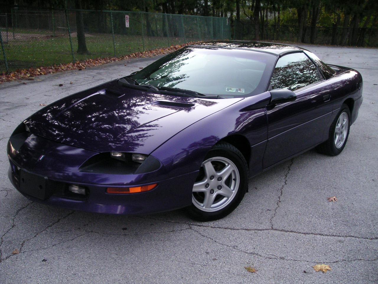 1997 To 1998 Bright Purple Metallic Camaro Rs Z28 97 Fuse Diagram Message Board