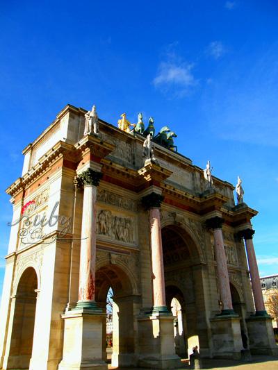 Arc de triomphe du carousel_01