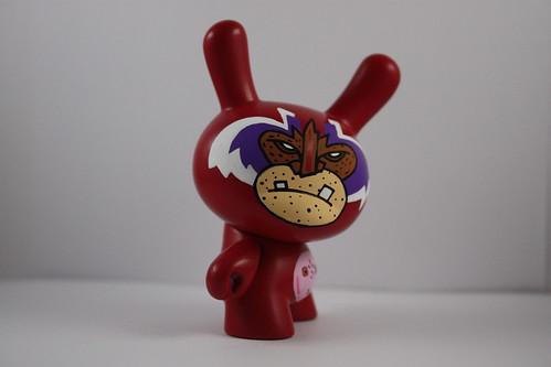 Custom toys by Wuzone