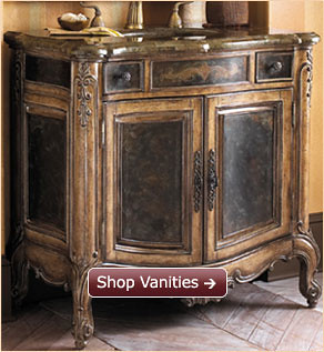 """""""Home Living Style- Exclusive Vanity Cabinets"""""""