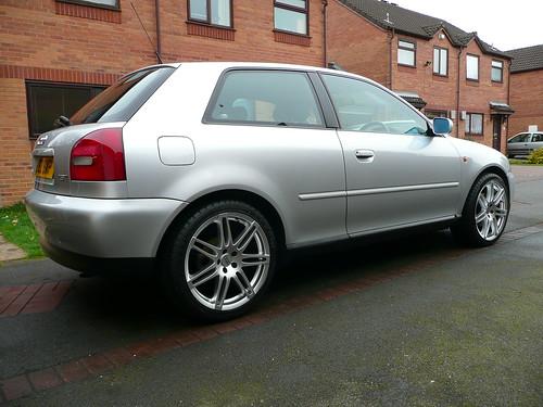 Audi a3 uprated turbo 7