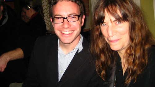 Me and Patti Smith