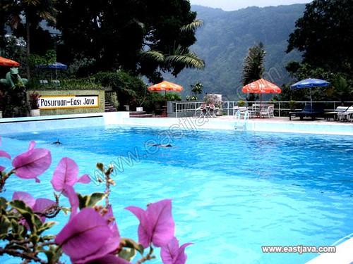 Inna Tretes Hotel (Swimming Pool) - Pasuruan - East Java