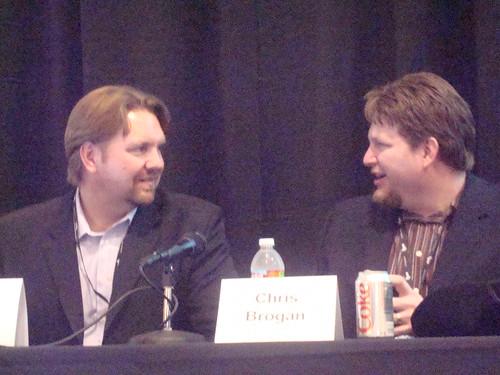 Lee Odden & Chris Brogan