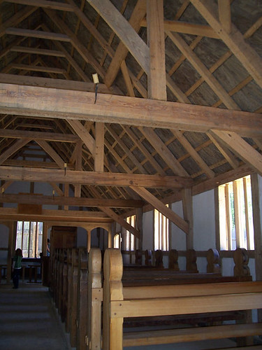 Jamestown Replica Fort Spring 2007