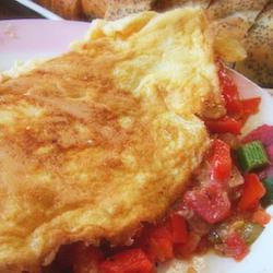 Fold-over Omelette