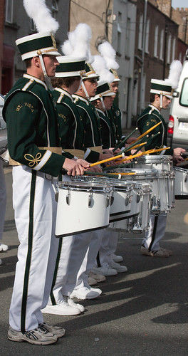Before The 2009 Parade
