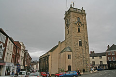 Bewdley, Worcestershire, St Anne. (Tudor Barlow) Tags: england spring churches worcestershire flickrmeet parishchurch bewdley tamron1750 grade2listedbuilding