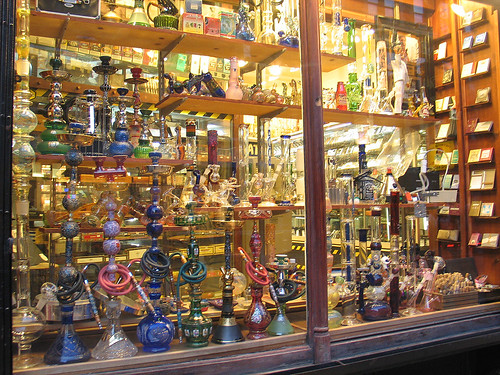 Head Shop, the Village