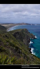 Cape Renga (North Island, New Zealand) (kantevaphotography) Tags: newzealand nature clouds landscape waves pacificocean northisland northland leicadlux caperenga kantevaphotography