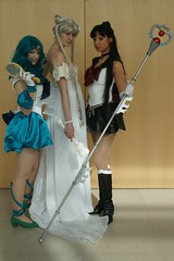 Sailor Neptune / Princess Serenity / Sailor Pluto, Sailor Moon (cosplay shooter) Tags: moon anime comics costume comic cosplay manga leipzig serenity convention pluto cosplayer sailor neptune sailormoon rollenspiel bookfair roleplay lbm 2000z sailorpluto sailorneptune princessserenity leipzigerbuchmesse 2500z blueocean87 x201302