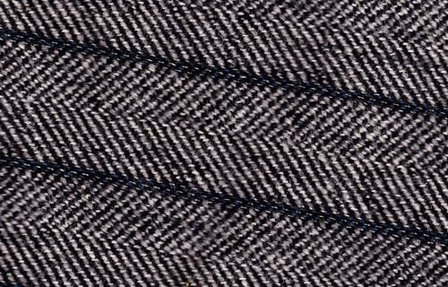 Heavy Striped Wool