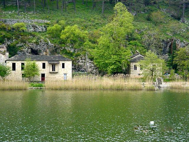 Ήπειρος - Ιωάννινα - Δήμος Παμβώτιδος Η Λίμνη Παμβώτις - Εδώ σκοτώθηκε ο Αλή Πασάς