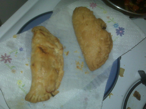 Empanadas - the not so good ones