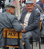 Selcuk - men having tea by Pat and Amy's pics