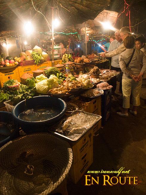 Vientiane Riverfront Food Resto