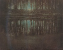 Steichen's The Pond-Moonlight