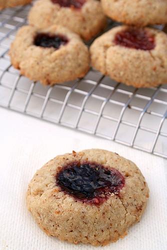 Biscuits- Empreinte Amandes & Confitures Spécial Pessah -
