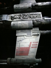 X-Wing Starfighter (phempsall) Tags: robot starwars fighter luke sydney science x exhibition assault r2d2 scifi imagination xwing spaceship lukeskywalker ultimo props droid starship powerhouse skywalker astromech phm t65 starfighter artoo incom snubnose sfoils incomcorporation