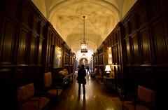 Hallway (kenyaya) Tags: toronto ontario canada castle museum canon rebel xs casaloma 1000d