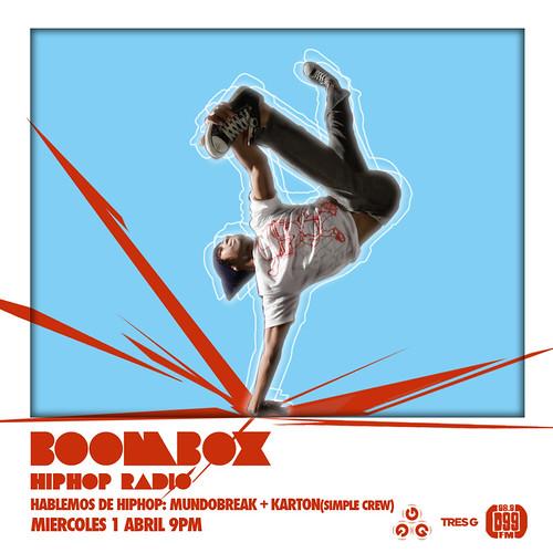 Boombox #5
