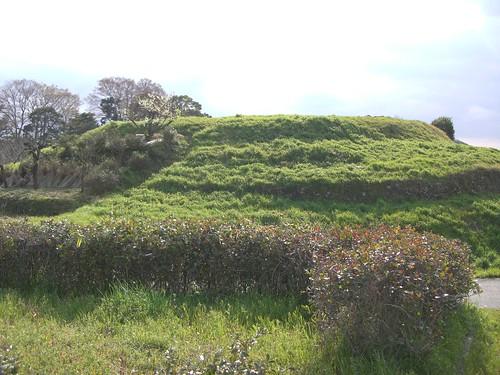 ホケノ山古墳/Hokenoyama Burial Mound