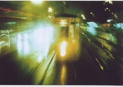 inseguìto da un tram (pinats1969) Tags: italy xpro lomography paint crossprocess milano lofi tram atm lombardia agfactprecisa pinats1969 olympusmiuii