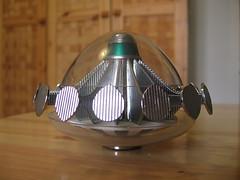 Modelli serie televisiva U.F.O.-4 (Maurizio Zanella) Tags: tv models ufo cult shado gerryanderson modelli modellini