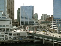 Convention Centre 07 (DennisSylvesterHurd) Tags: vancouver britishcolumbia vancouverconventioncentre
