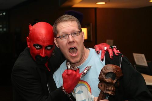 Satan meets Skippy