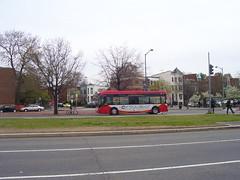 30 foot DC Circulator bus