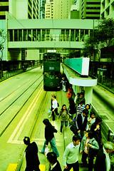 Hong Kong 2009 - Tram Trip (2)