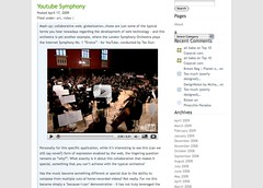 Youtube Symphony « Gems Sty_1239959435941