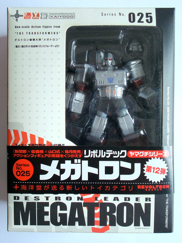 N°025 - Megatron 3458103208_bac34e5f9f