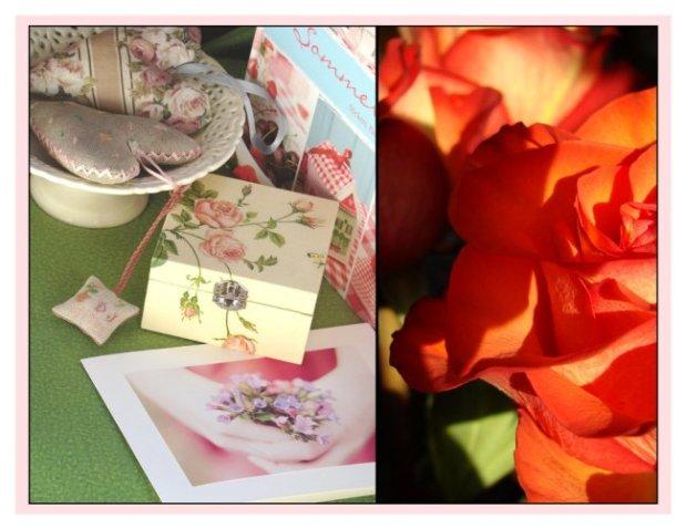 gimtadienio rožės