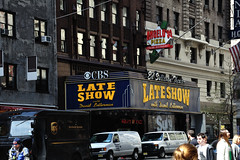 Late Show (CBarrow) Tags: nyc newyorkcity nikon theater broadway lateshow cbs davidletterman edsullivan lateshowwithdavidletterman d90