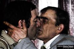 (Diana Topan) Tags: old pink gay wedding man men love out kiss village secret documentary social pride hidden hide lgbt homosexual gaypride tenderness reportage deutschetelekom comingout invitedby