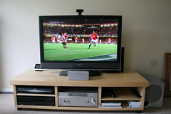 Lounge Setup (William Hook) Tags: sky 3 cinema eye ikea home television sport tv high theatre rugby satellite sony lounge entertainment bbc harmony surround sound definition remote setup hd 51 controller bd playstation hdtv 1000 channel av logitech subwoofer subscription reciever bluray 720p 1080i 1080p skyhd kdl40v2000 strda1200es da1200es 40v2000