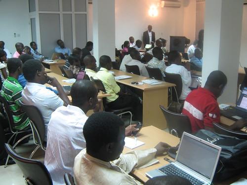 BarCamp Nigeria 2009