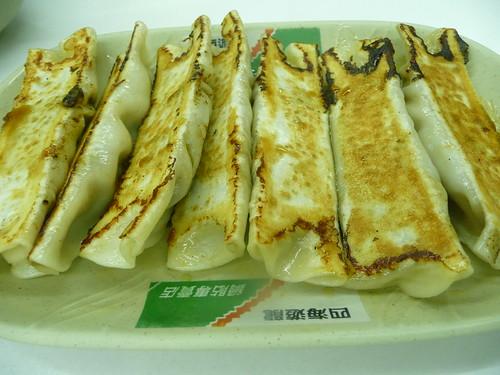 Dinner in Hsin Tien - Dumplings