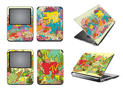 Skin for Fun Mtv (sebogrficos) Tags: ipod mtv notebooks adesivos sebogrficos skiforfun