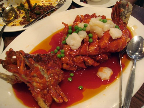 Sweet sour fish@Spicy Fish