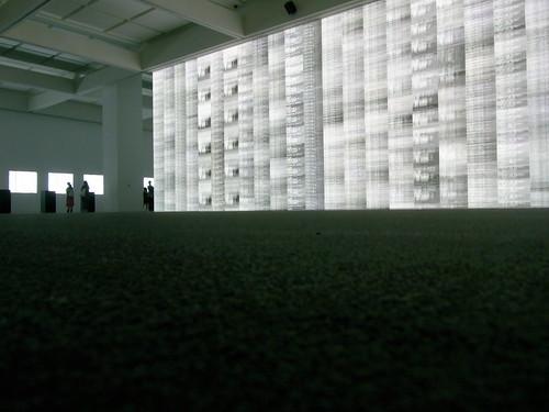 Ryoji Ikeda Exhibition