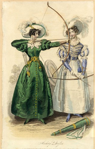 Archery Dresses