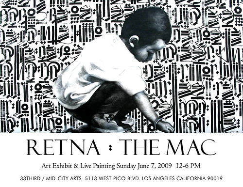 Retna and The Mac - 33third