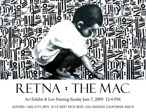 Retna and The Mac - 33third